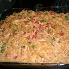 Chicken Spaghetti II food-and-drink