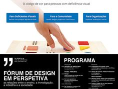 É já amanhã que o Feelipa Color Code estará presente no Fórum de Design em Perspectiva, promovido pela Escola de Artes da Universidade de Évora. Contamos com a sua presença!