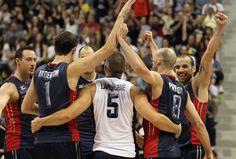 2012 USA Mens Volleyball Team