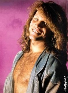 Awww. Jon Bon Jovi.