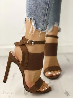 high heels – High Heels Daily Heels, stilettos and women's Shoes Pretty Shoes, Beautiful Shoes, Cute Shoes, Me Too Shoes, Stilettos, Pumps Heels, Stiletto Heels, Heeled Sandals, Shoes Sandals