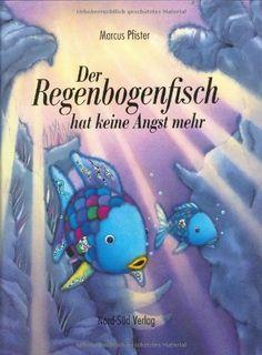 Der Regenbogenfisch hat keine Angst mehr von Marcus Pfister http://www.amazon.de/dp/3314011687/ref=cm_sw_r_pi_dp_WnbGvb10EP1SX