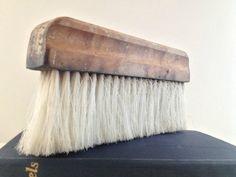 vintage hand broom/brush by RosyRandom on Etsy, $10.00