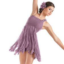 Ballet/Lyrical Level 4 Thursday Teacher: Heather Color: French Mauve Tan Footless Tights Tan Foot Undies