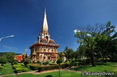 Wat Chalong things to do in Phuket !:)
