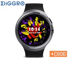 "Design – Diggro has the latest sporty smartwatch in the market, the Diggro Di07 smartwatch. The smartwatch Diggro Di07 has a sporty trendy design with its TPU strap that connects to the alloy aluminum body of the smartwatch seamlessly. The Diggro Di07 smartwatch has a 1.3"" inch LCD screen with 240 x 240 pixel resolution, its bright and sharp. Overall the smartwatch has a modern design that smartwatch fans particularly millenials will surely love. The Diggro Di07 smartwatch has a life…"