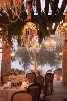 Fantastic - New Wedding Themes 2016 Glamorous, vintage wedding inspiration Wedding Themes, Wedding Styles, Wedding Decorations, Perfect Wedding, Dream Wedding, Wedding Day, Rustic Wedding, Destination Wedding, Gala Dinner