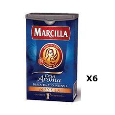 Bestelling Mengsel Cafeïnevrije koffie Gemalen Marcilla 200 Grs koop