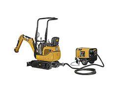 Cat | 300.9D VPS & HPU300 Mini Hydraulic Excavator | Caterpillar