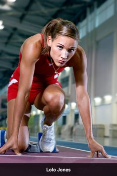 USA Track & Field | Lolo Jones || #Sport #Athletics.