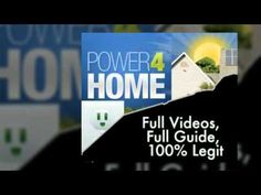 Not long ago suspended from Clickbank for violating the terms of service contract, Power4Home has been labeled as a scam. Many damaging ratings from well-respected sources furthermore verify the Power4Home fraud. http://netzeroguide.com/power4home-scam.html