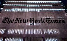 New York Times: The homepage still plays a prominent role