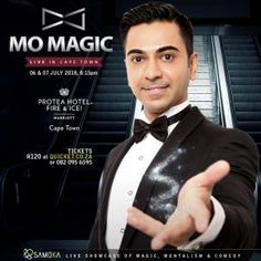 Cape Town, The Magicians, Campaign, Africa, Public, Content, Stars, Tv, Medium