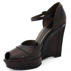 Chaussures compensées Marni