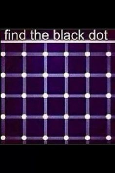 Weird! (*omg....this did my head in....lol)!!