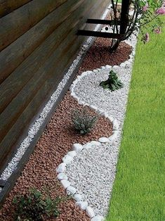 You should plan exactly where each landscaping rock needs to be placed for the best fantastic effect. It is simple to create a landscaping rock. #LandscapingFrontYard