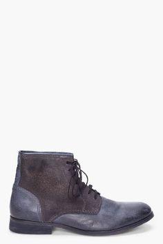 Diesel - Black Chrom Boots