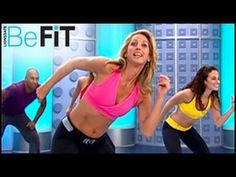 Fat-Burning Funk Dance Workout is a dance-inspired cardio workout that is designed to burn fat boost metabolism sculpt the abs and tone the entire body. Legendary Trainer Denise Austin takes you through these effective and easy to learn funk dance ste Cardio Workout At Home, Home Exercise Routines, Fun Workouts, At Home Workouts, Workout Plans, Workout Dvds, Denise Austin, Dance Workout Videos, Home Workout Videos