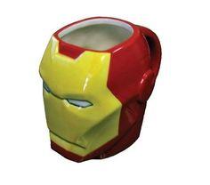 Iron Man Molded Mug @ niftywarehouse.com