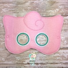 Items similar to Inspired by Pokemon - Jigglypuff Inspired Mask, Childrens Felt Mask, Dress up Costume on Etsy Halloween 2016, Halloween Costumes, Pokemon Jigglypuff, Pokemon Costumes, Felt Mask, Pokemon Birthday, Dress Up Costumes, Kids Playing, Masks
