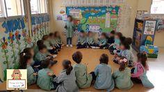"""Tenía gana de acercaros cómo trabajamos la Asamblea en mi aula de 5 años de el colegio E.I. """"El Faro"""".Y aquí, os la presento.    La Asamblea..."""