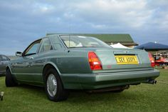 Mr Wilsons first import 1992 @bentleymotors Continental R #MyOctane Reality Motoring Show myoctane.tv