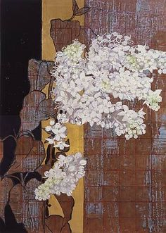 Robert Kushner, Large White Lilac II