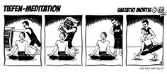 Co(mic) Strips: Tiefenmeditation - Saltatio Mortis