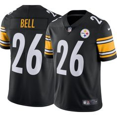 Nike Men's Home Limited Jersey Pittsburgh Le'Veon Bell #26, Size: Medium, Team