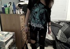 i need this shirt.. more band shirts for me to deconstruct <3