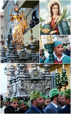 Festa of Santa Lucia, Syracuse, Sicily