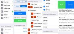Framework7 - Full Featured Mobile HTML Framework For Building iOS Apps