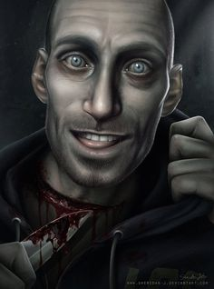 Long time no Art, amirite? Resident Evil Vii, Resident Evil 7 Biohazard, Evil Games, Scary Games, Horror Video Games, Live Action Film, The Evil Within, Video Game Art, Beautiful Men