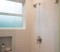 Beige Tile Bathroom, Master Bathroom, 3d Tiles, Ceramic Wall Tiles, Flip Or Flop, Concorde, Interior Walls, 3d Wall, Wave