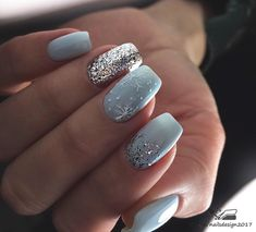 60 Acrylic Marble Nails Colors Designs 2019 These trendy Nails ideas would gain you amazing compliments. Check out our gallery for more ideas these are trendy this year. New Years Nail Designs, Winter Nail Designs, Colorful Nail Designs, Short Nail Designs, Acrylic Nail Designs, Christmas Nail Designs, Acrylic Colors, Nail Ideas For Winter, Winter Nails Colors 2019
