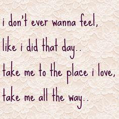 Red Hot Chili Peppers - Under The Bridge | We Heart It | Lyrics ...