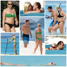 Prince Haakon and Princess Mette-Marit's holiday vacation