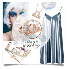 """""""Cosmic Jewelry"""" by judysingley-polyvore ❤ liked on Polyvore featuring Sophia Webster, Boohoo, Carolina Bucci, Bolle, Latelita and cosmicjewelry"""