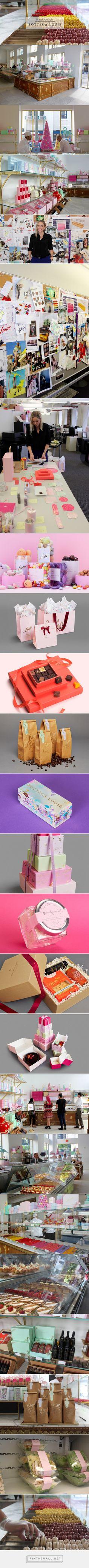 Brand Spotlight: Bottega Louie — The Dieline - Branding & Packaging - created via http://pinthemall.net