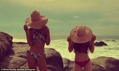 Millie Bobby Brown and Sadie Sink vacation in Cabo Stranger Things Girl, Stranger Things Netflix, Millie Bobby Brown, Build Your Own Drone, My Girl, Cool Girl, Brown Bikini, Vsco Pictures, Sadie Sink