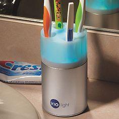 Countertop Family Toothbrush Sanitizer