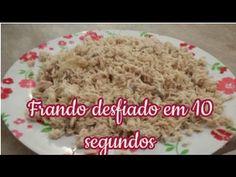COMO DESFIAR FRANGO FÁCIL E RÁPIDO EM APENAS 10 SEGUNDOS 'FRANGO DESFIADO' - YouTube