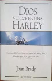 Dios vuelve en una Harley - Joan Brady Mi Segundo libro favorito, primero del 2014 de 6!--> yo soy Christine <3