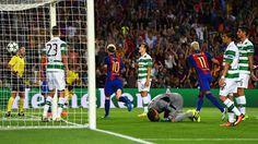 FC Barcelona 7-0 Celtic | UEFA Champions League - Barcelona – UEFA.com