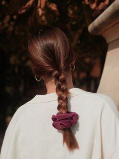 Scrunchies, Band, Fashion, Moda, Sash, Fashion Styles, Fashion Illustrations, Bands