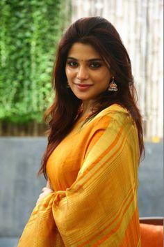 Actress Aathmika Latest Photo Stills