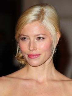 Ces stars brunes devenues blondes - Jessica Biel