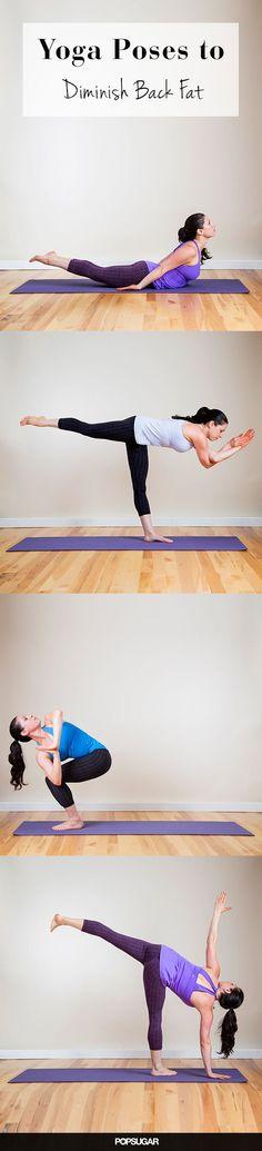 Yoga Poses To Diminish Back Fat