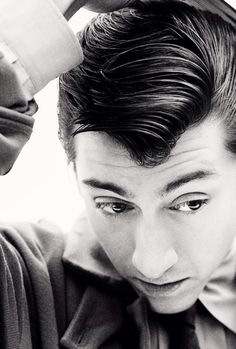 Alex Tuner, Artic Monkeys. In love with his hair