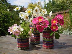 Ravelry: Jar Jumpers pattern by Frankie Brown